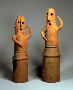 埴輪 踊る人々(はにわ おどるひとびと)