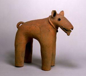 埴輪 犬(はにわ いぬ)