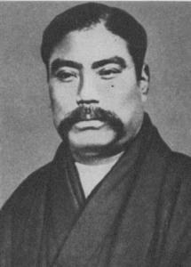 初代 三菱財閥総帥・岩崎弥太郎