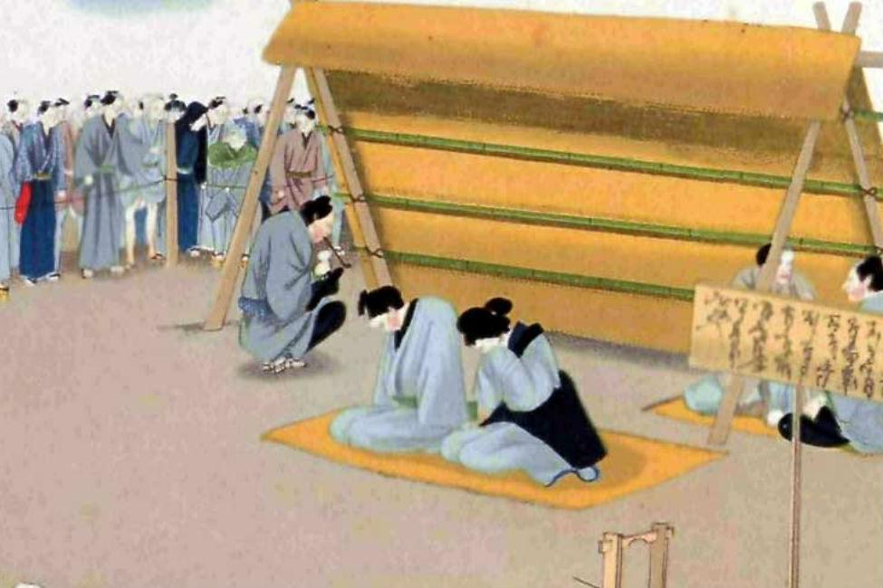 【 寝取られたらまず妻を殺せ!?】日本のキビシイ不倫の歴史