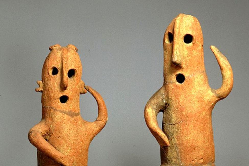 【 はにわコレクション 】元祖ゆるキャラ?実はたくさんある埴輪の種類