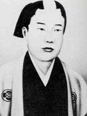 沖田総司をイメージして描かれたという肖像画。