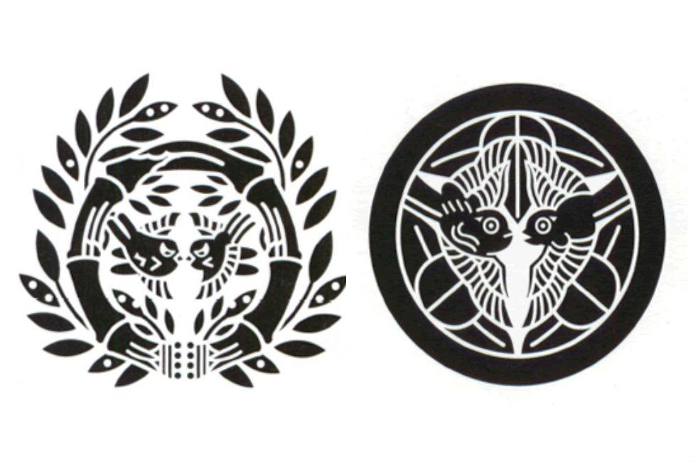 【 家紋が似すぎで刃傷沙汰 】 上杉家&伊達家の「竹に雀」…似てる家紋の意外な繋がり