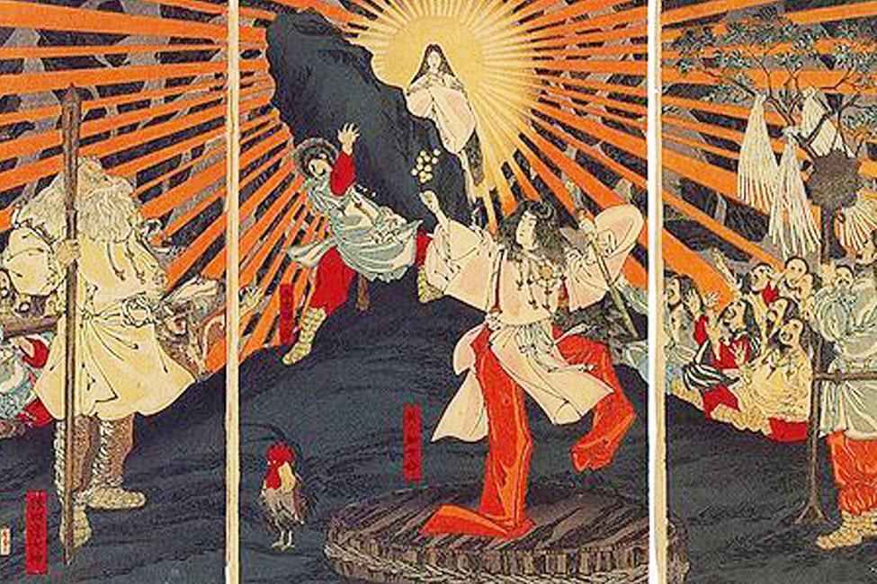 【 世界最古のエロ本? 】神様たちが性に奔放過ぎな古事記が面白すぎる