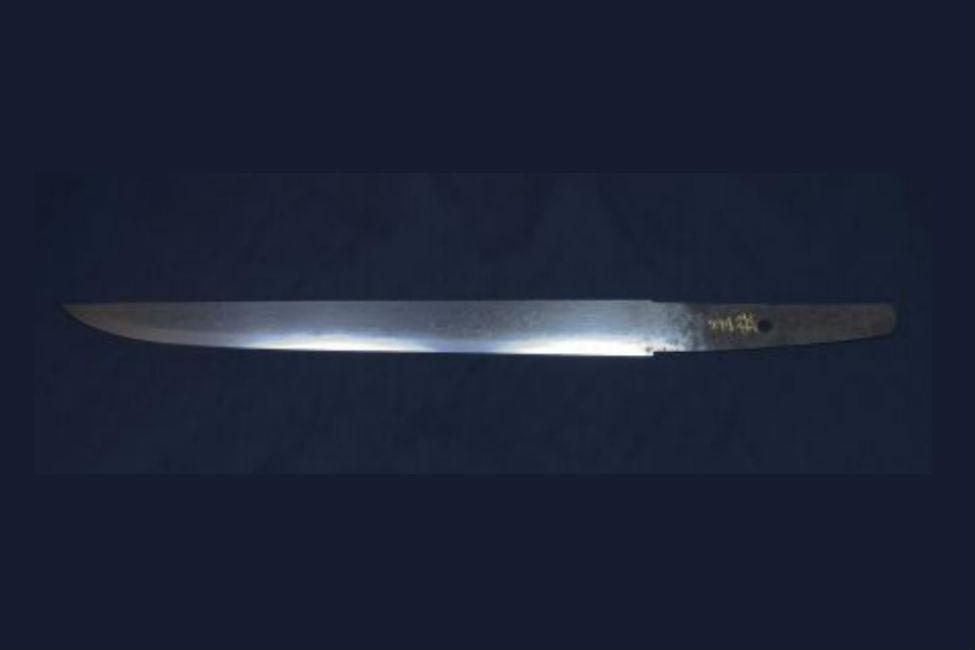 【 最強武器 】 榎本武揚が隕石で作った「流星刀」が超カッコイイ!