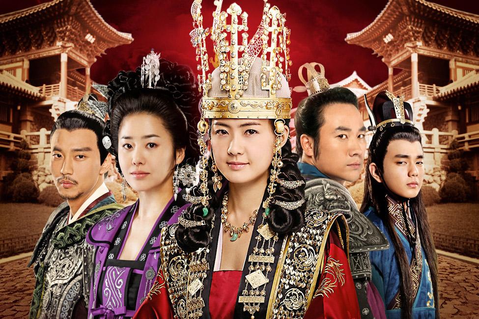 【朝鮮半島初の女帝】「善徳女王」7月19日(火)ノーカット字幕版で放送開始!