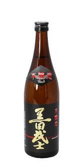 黒田武士 本醸造酒 720ml950円