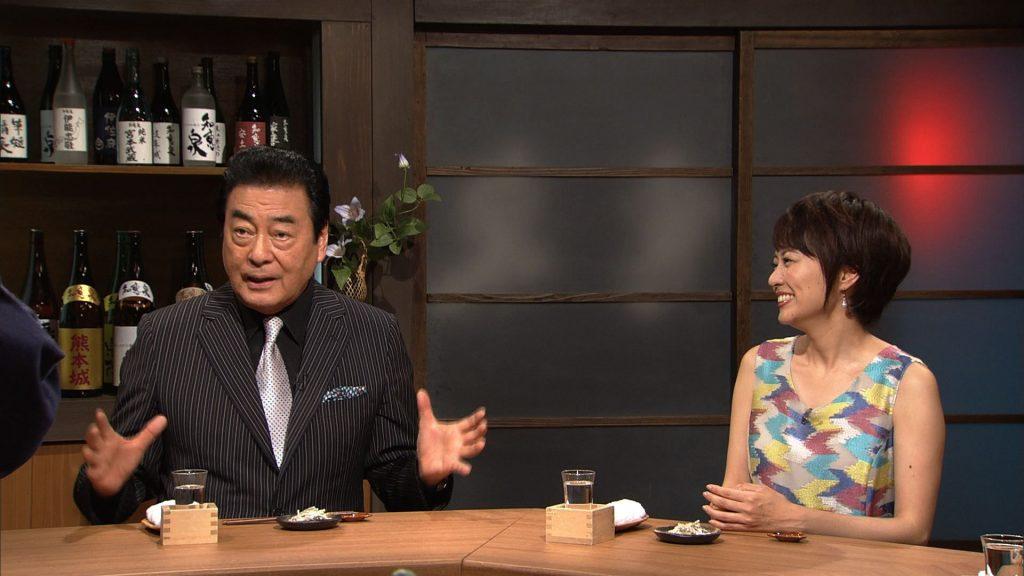 ゲストは高橋英樹さん。