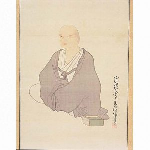 江戸時代の俳人・画家である与謝蕪村。