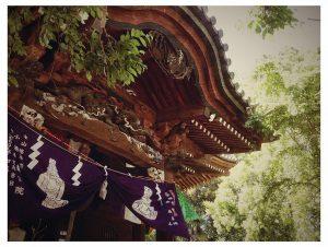 江戸時代に建てられた由緒ある山門(写真提供:Terumin K)