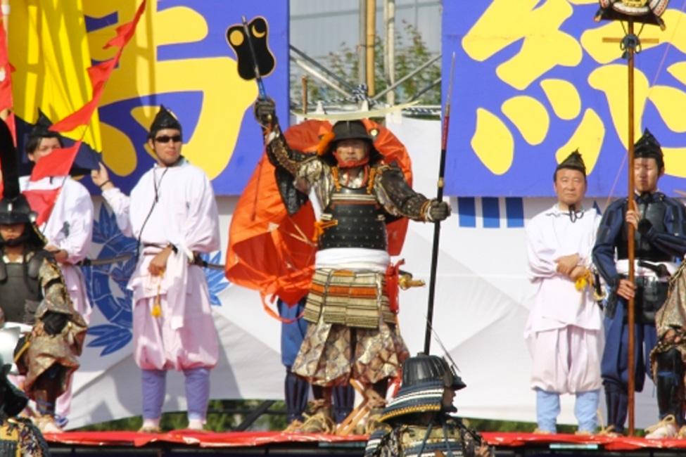 【 開拓の歴史と伝統 】北海道伊達市で開催!伊達武者まつり