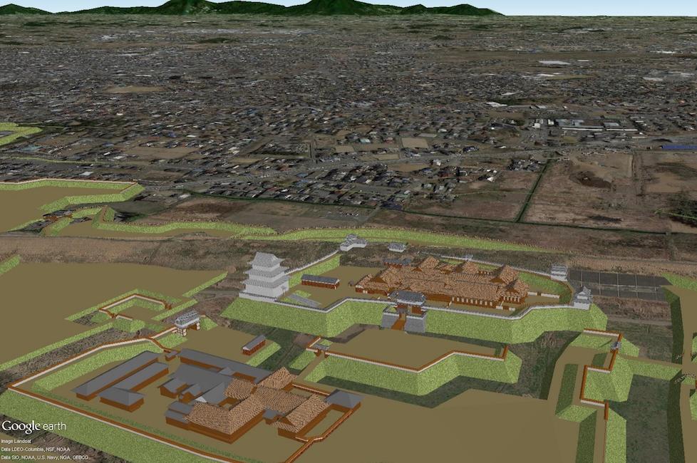 【 戦国トリビア 】渡良瀬川に消えた幻の城「古河城」が現代に蘇った!