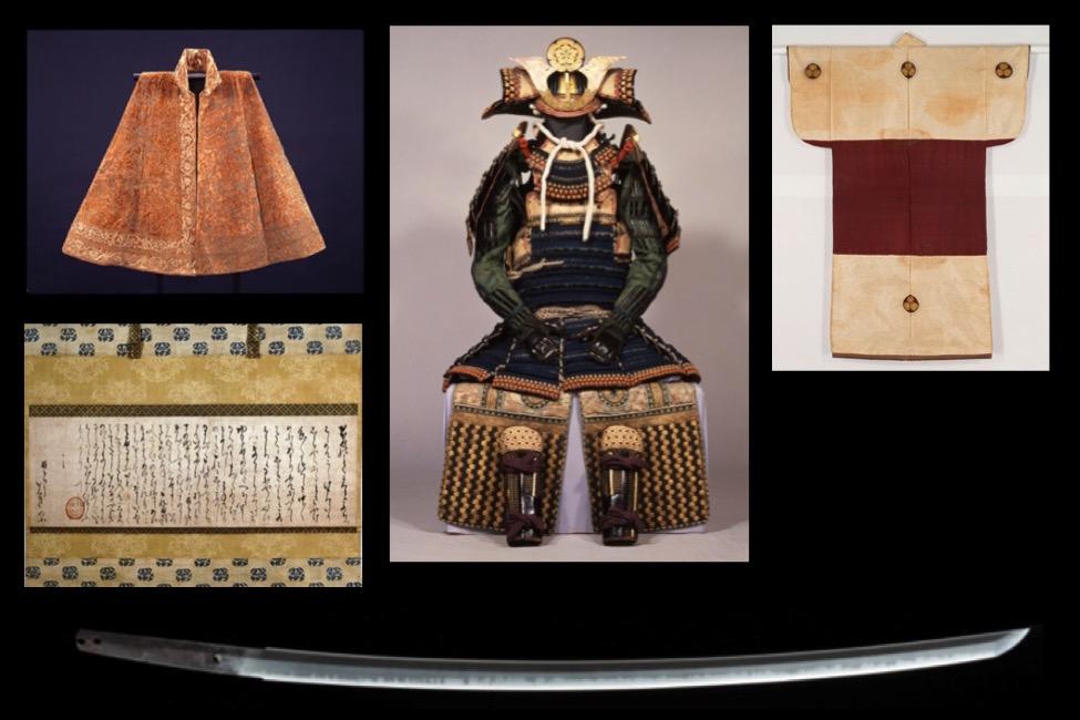 【 秀吉は「はげねずみ」!? 】徳川美術館の夏季特別展のゴージャスすぎる展示内容