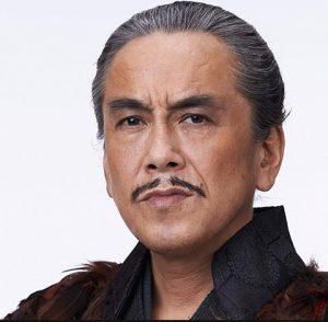 「寺島進さんが演じる出浦昌相(盛清)」