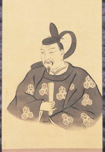 直江兼続像(米沢市上杉博物館蔵)
