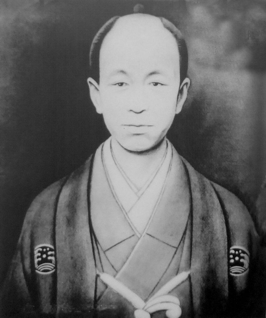 小栗上野介。幕末の勘定奉行や外国奉行を歴任。