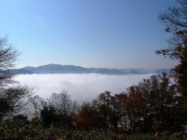 備中松山城からの絶景!!