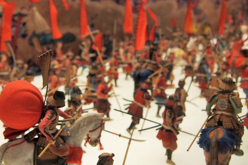 【 軍勢の大半は日雇いのガヤ? 】 戦国・江戸時代のアルバイト事情