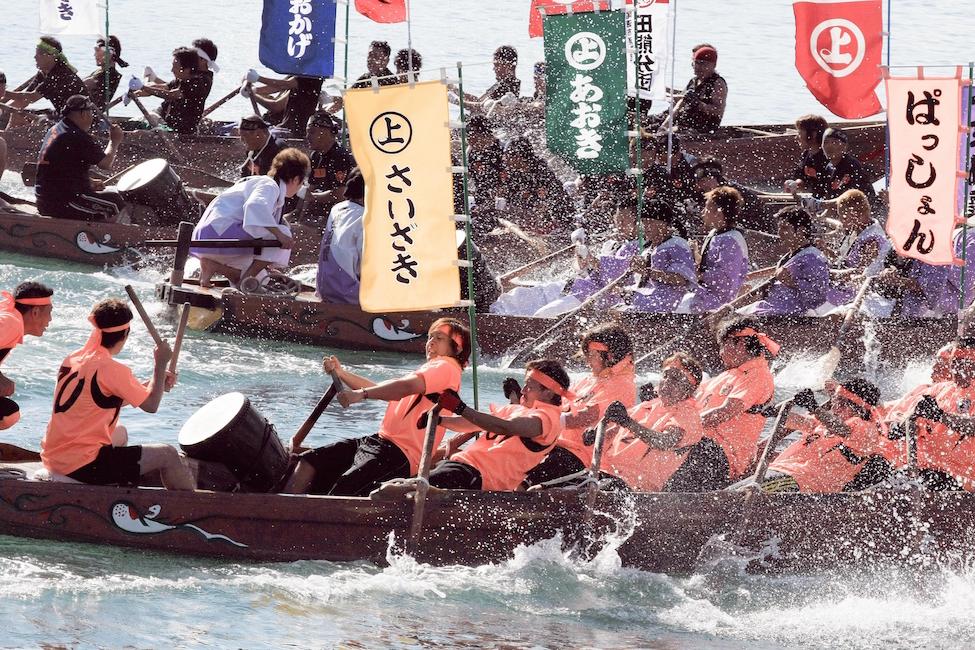 【 因島水軍まつり 】瀬戸内海「村上水軍」のDNAはいまだ健在だ!