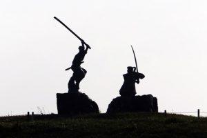 【 軍神の後継者 】五大老のひとり、武将・上杉景勝の武勇
