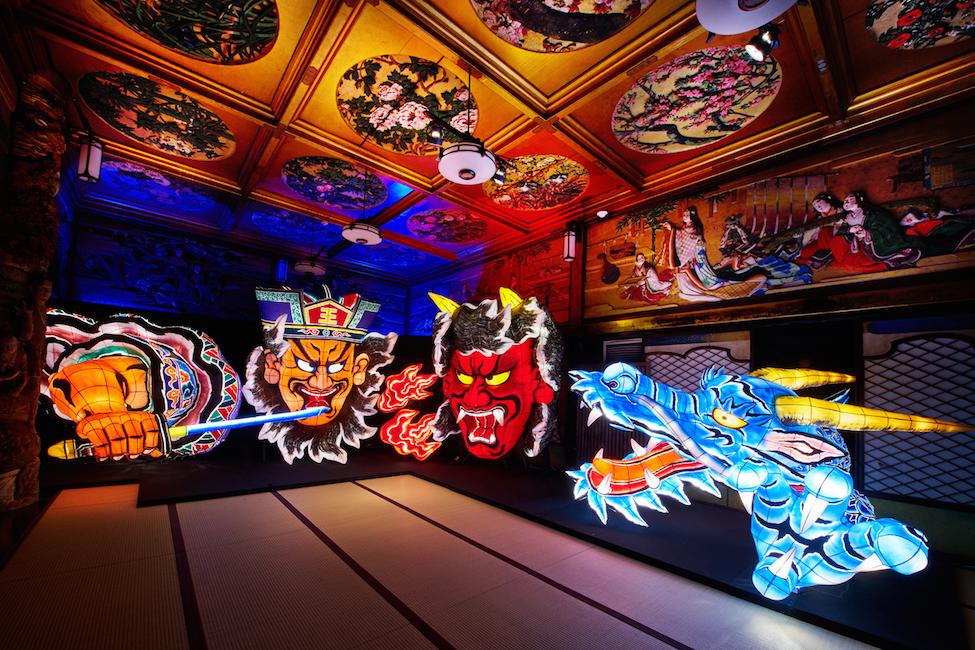 【 連日大盛況 】目黒雅叙園「和のあかり☓百段階段展2016」が今年はさらにパワーアップ