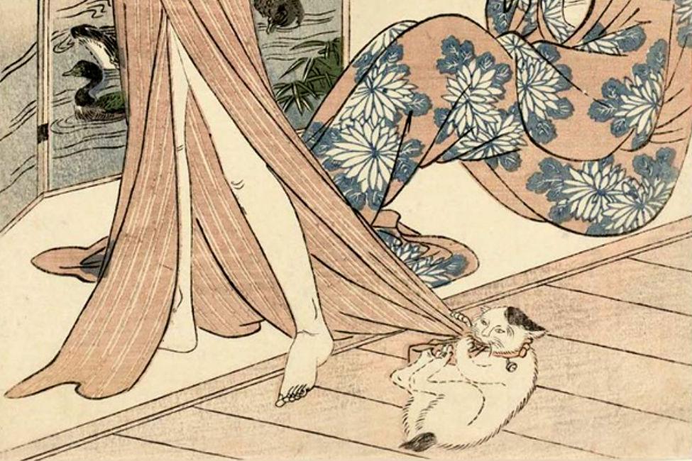 【 穿くタイプ=はしたない? 】 湯巻からパンティーまで!日本女性の下着の歴史