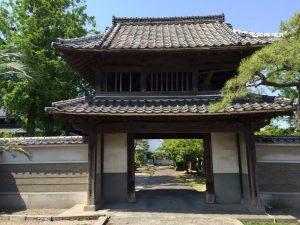 福岡県柳川市にある良清寺