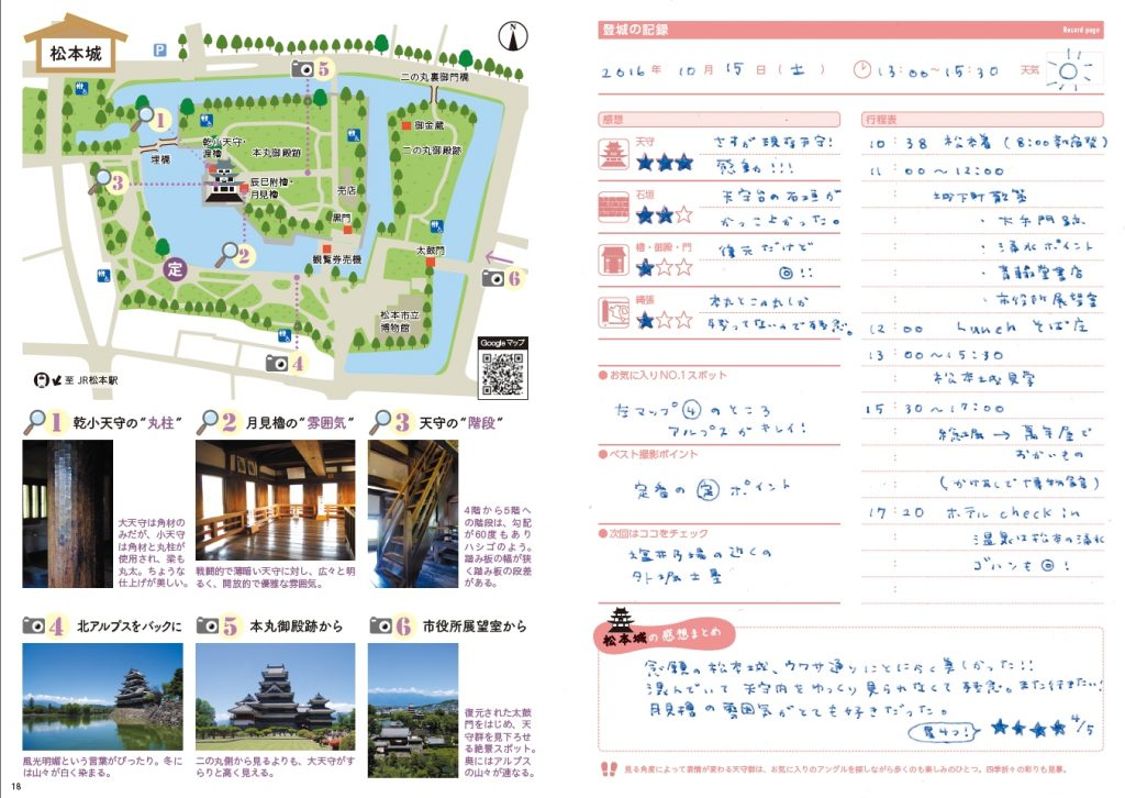城_手書きサンプル2(小サイズ)