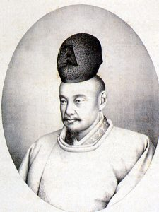 徳川慶喜の父でもある水戸の藩主・徳川斉昭