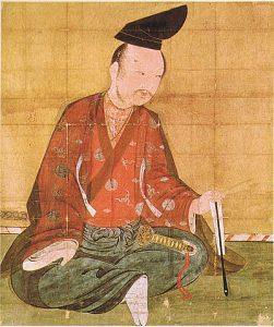 源義経(1159 - 1189)の肖像画