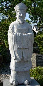 「始皇帝の命を受けた徐福は日本に来航したという伝説もある」