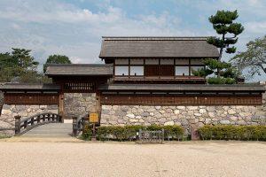 長野県にある松代城址