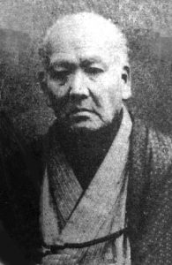 『天衣紛上野初花』を書いた歌舞伎狂言作者・河竹黙阿弥