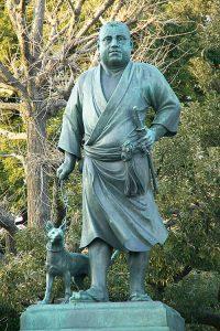 西郷像といえば、上野にあるこの像。