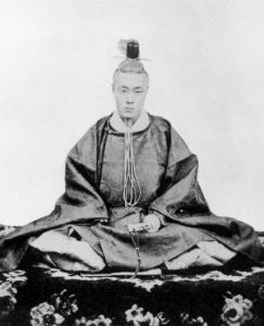 第15代将軍:徳川慶喜