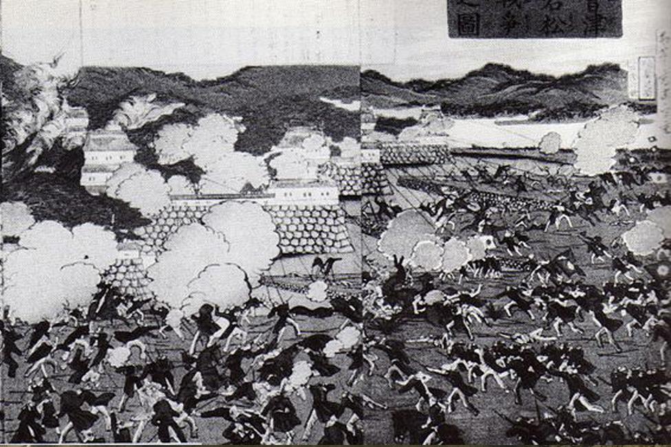 【 敵包囲網を突破せよ 】会津戦争で敵中堂々入城してみせた彼岸獅子作戦