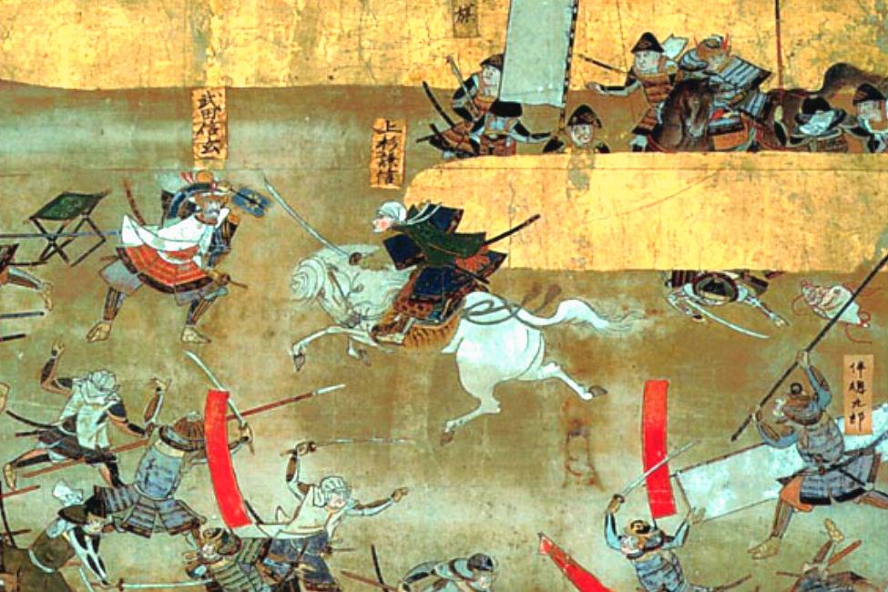 【 越後の龍VS甲斐の虎 】 戦国史上最大の激戦!第四次川中島の戦い