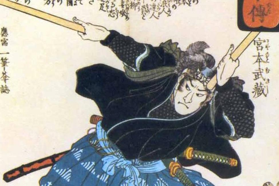 【 本当ははっきりしない? 】最強の剣豪・宮本武蔵の伝説