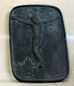 「キリシタン摘発に使われた踏み絵」
