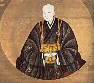 天秀尼像(東慶寺蔵)