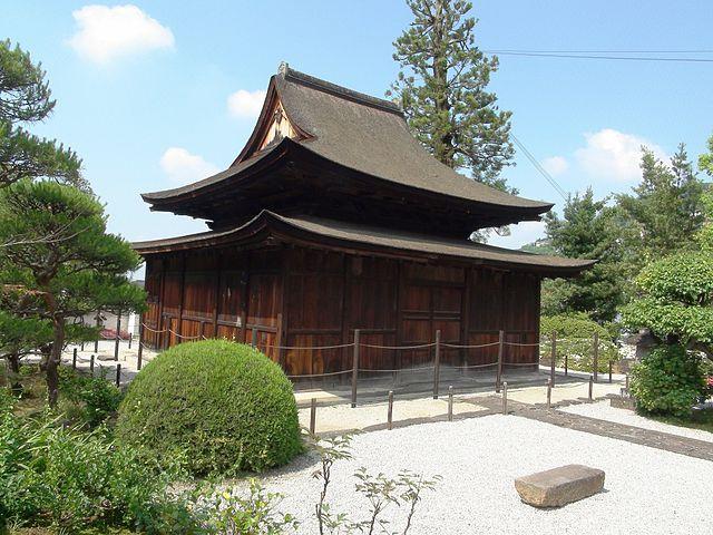 甲府市の東光寺