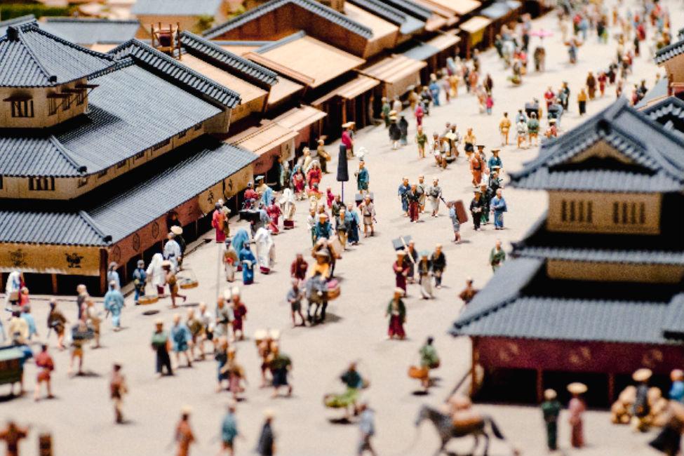 【 戦国時代に人口増加?】 時代別・日本の人口の推移とその理由