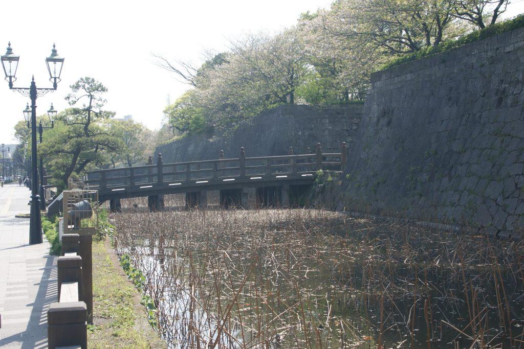 島津氏の居城、鶴丸城