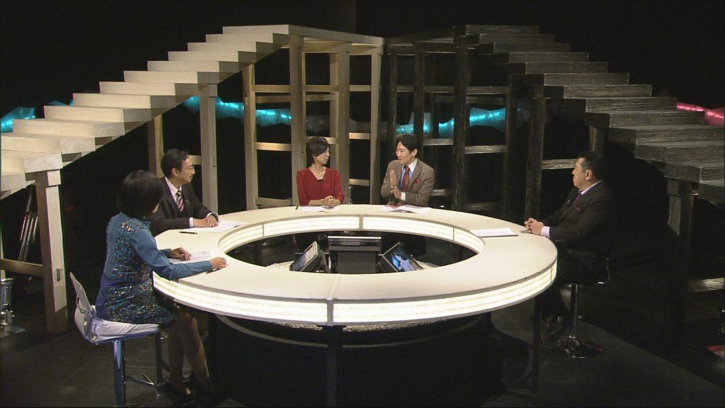 『英雄たちの選択 真田信之』スタジオ002 ロング (1)