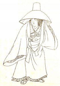 「恋に生きた女性、和泉式部」
