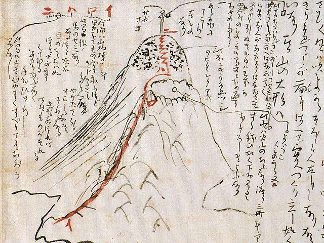 姉・乙女に宛てた龍馬の手紙(京都国立博物館蔵)