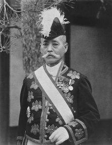「94歳で国会議員の職にあった尾崎行雄」