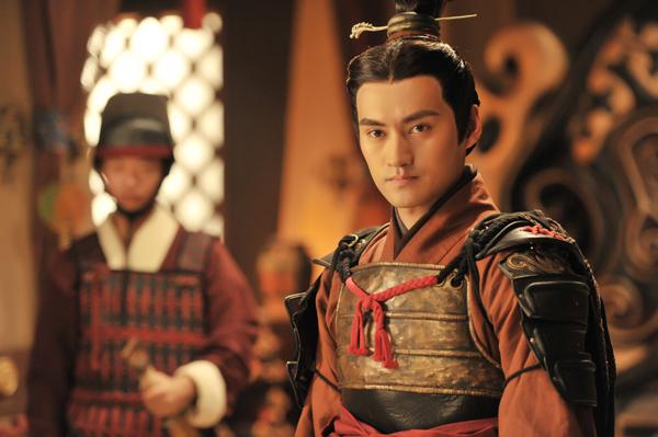 光武帝を演じるのは日本でも人気急上昇中のユアン・ホン
