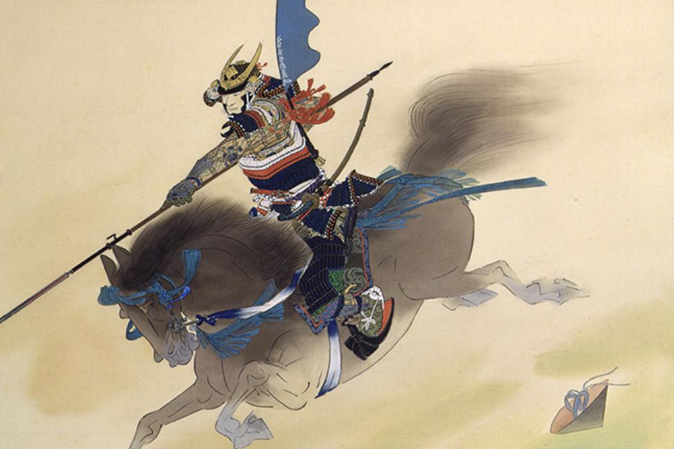 【 平重盛、木村重成… 】イケメン武将を描いた作品多数!「絵になるサムライ」展が開催中