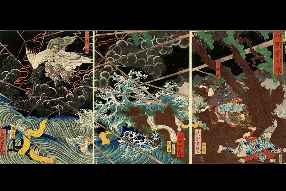 【 怨霊も時を経れば神様に!? 】 日本に影響を及ぼした祟りと呪い